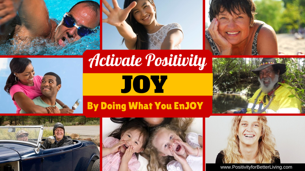 Activate Positivity - Joy
